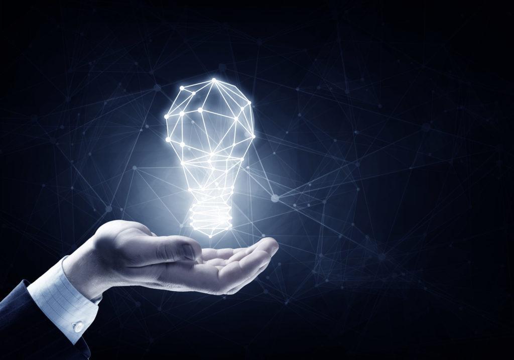 Ideas from advisors - lightbulb image